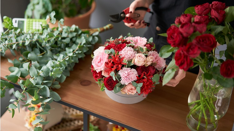 How To Choose Fresh And Pretty Blooms Online