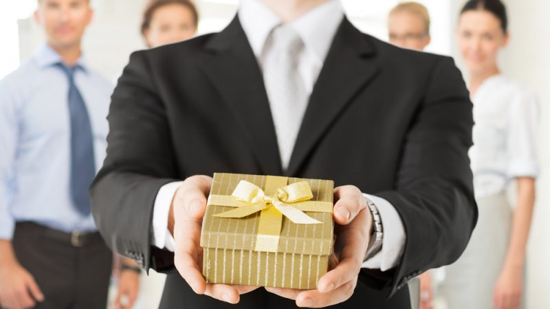Don'ts for corporate gifting