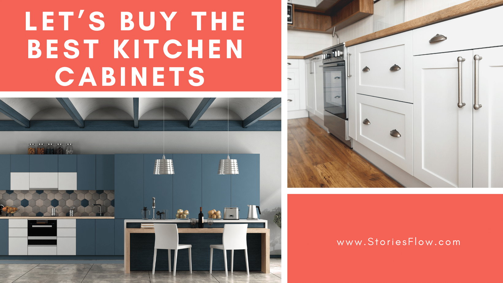 Let's buy the best kitchen cabinets