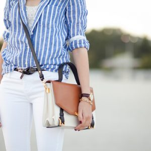 Striped Shirt Outfits: Ways to Style Striped Tees