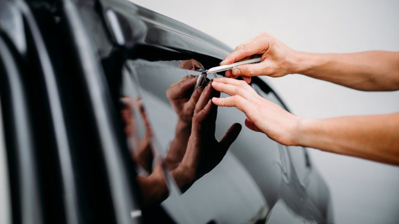 All You Need To Know About The Window Tinting Laws