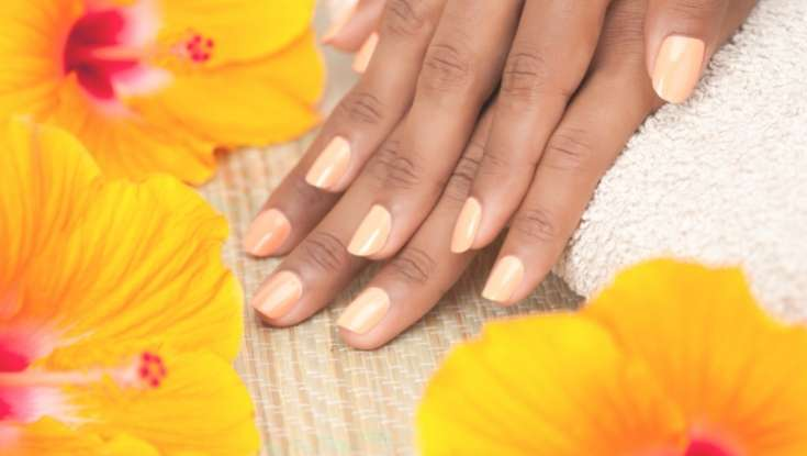 6 Different types of manicures in trends