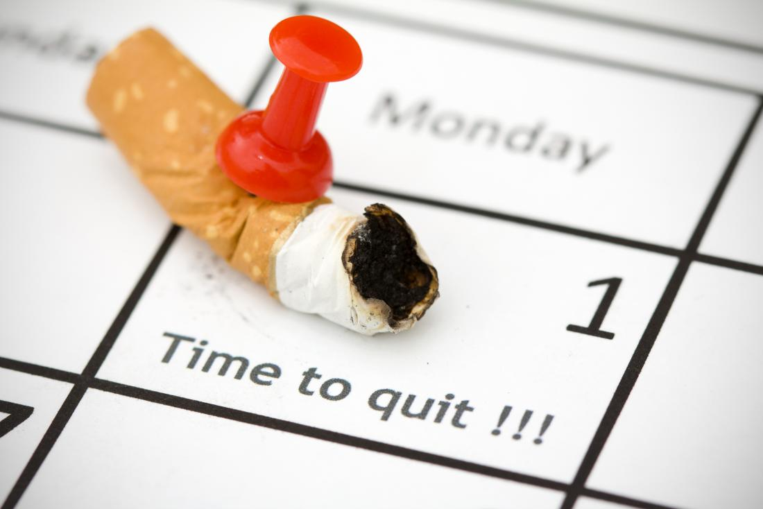 Drop The Negative Habit And Give Up Smoking Today!