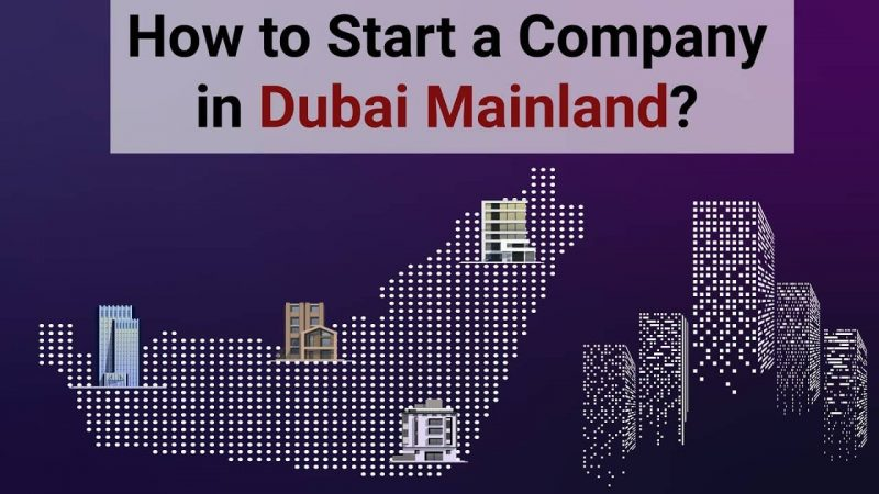 Business Setup in Dubai – How to Form a Company
