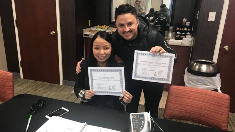 Online Dental Laser Certification in California: How to Become a Certified Laser Dentist