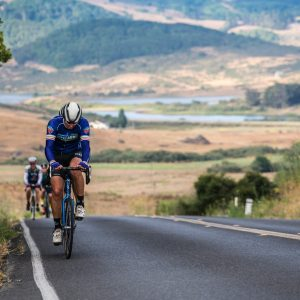 How to Climb and Descend on a Road Bike