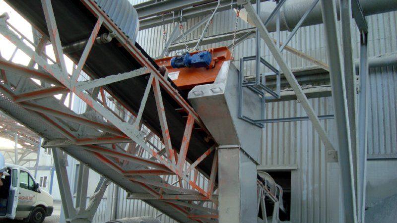 The Metal Separators Industry