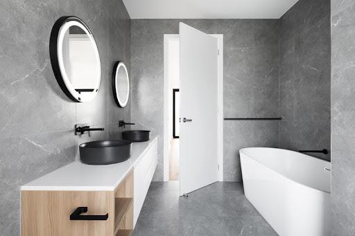 Advantages of redid bathroom