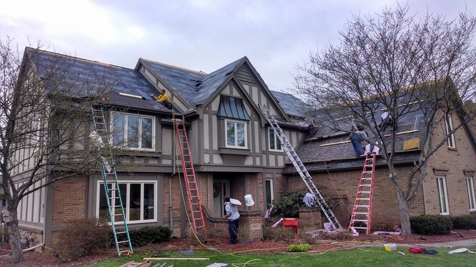 Solar Panels on the Roof: Is This Safe?