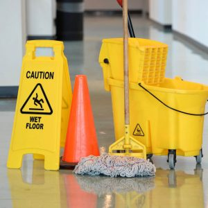 Silverback: Extensive inventory of Cleaning Solutions