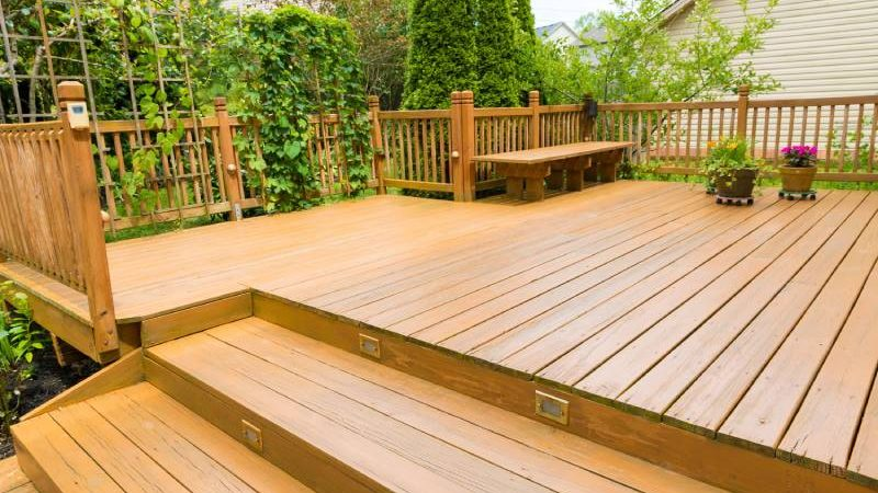 How To Successfully Install Your Own Decking At Home