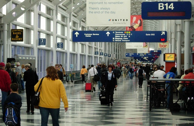 U.S. Airports Utilize Security Window Films to Protect Building Windows