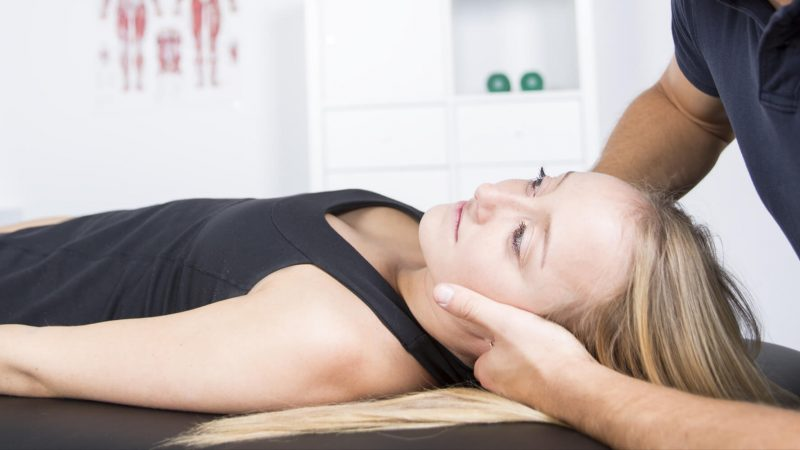 Physical Therapy for Whiplash and Cervical Pain After an Auto Accident